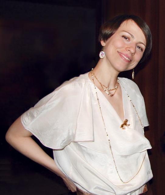 Carla Szabo - autor bijuterie contemporana