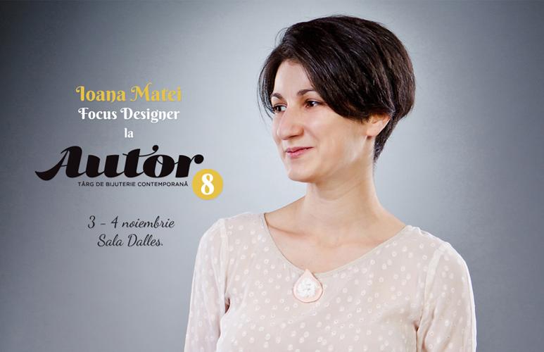 autor Ioana Matei