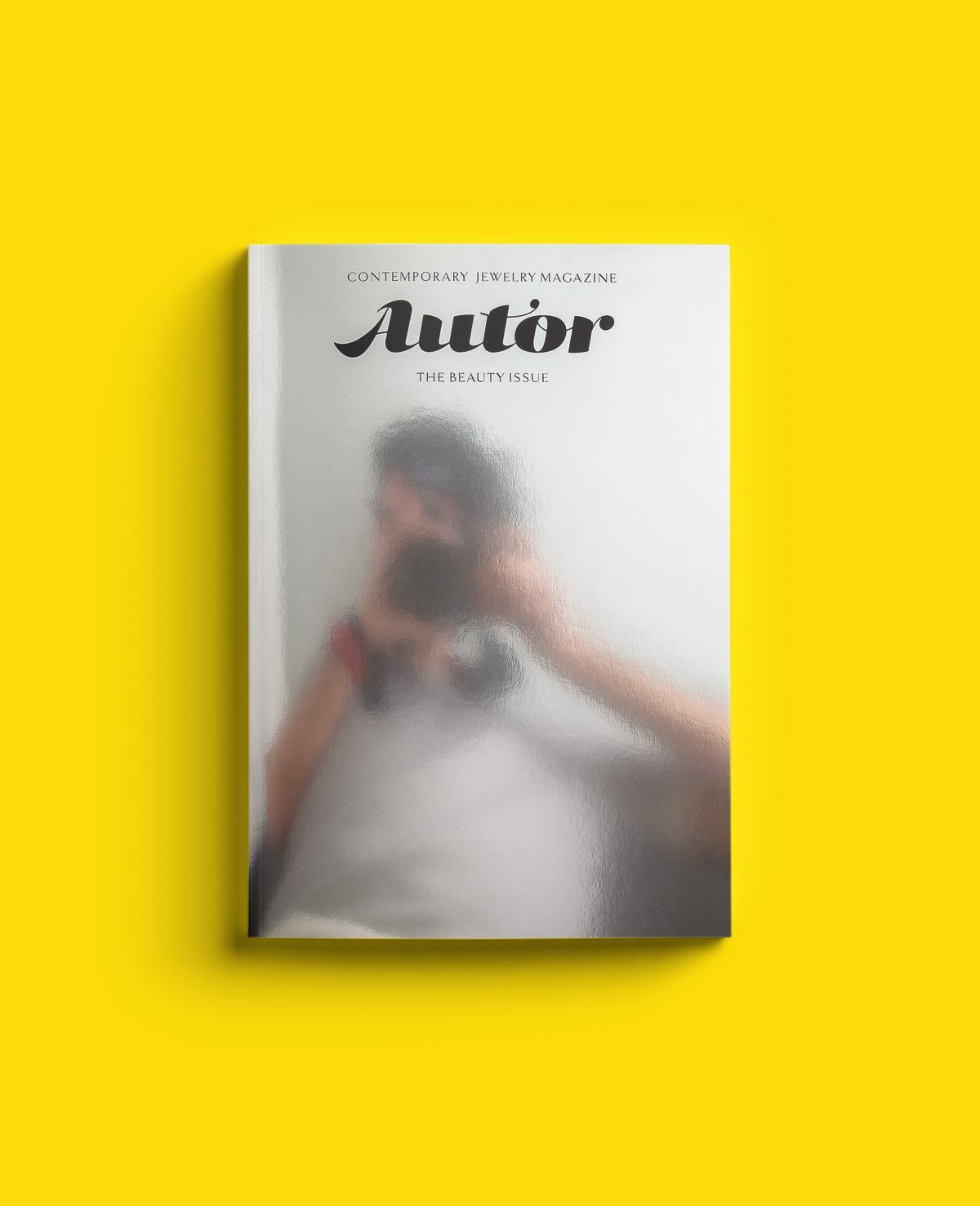 Autor Magazine The Beauty Issue