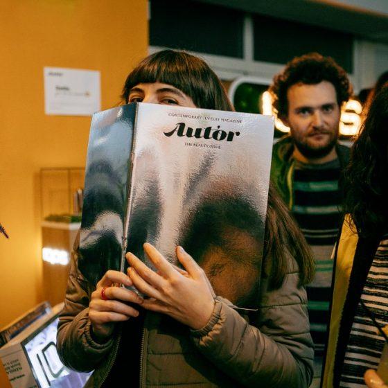 Autor Magazine no 6 Launching Party