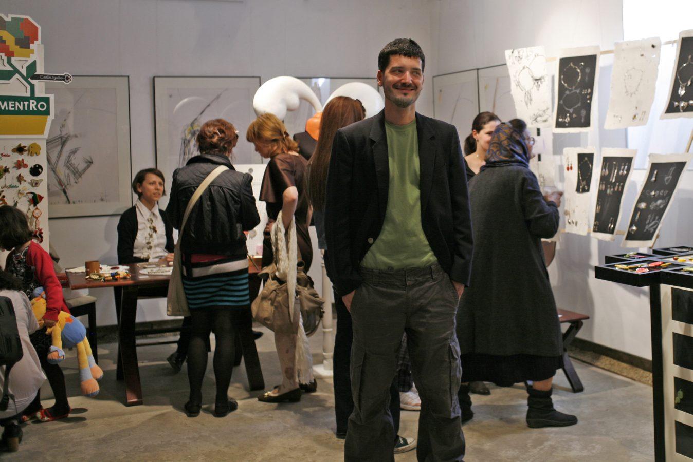 Dan Piersinaru in 2009