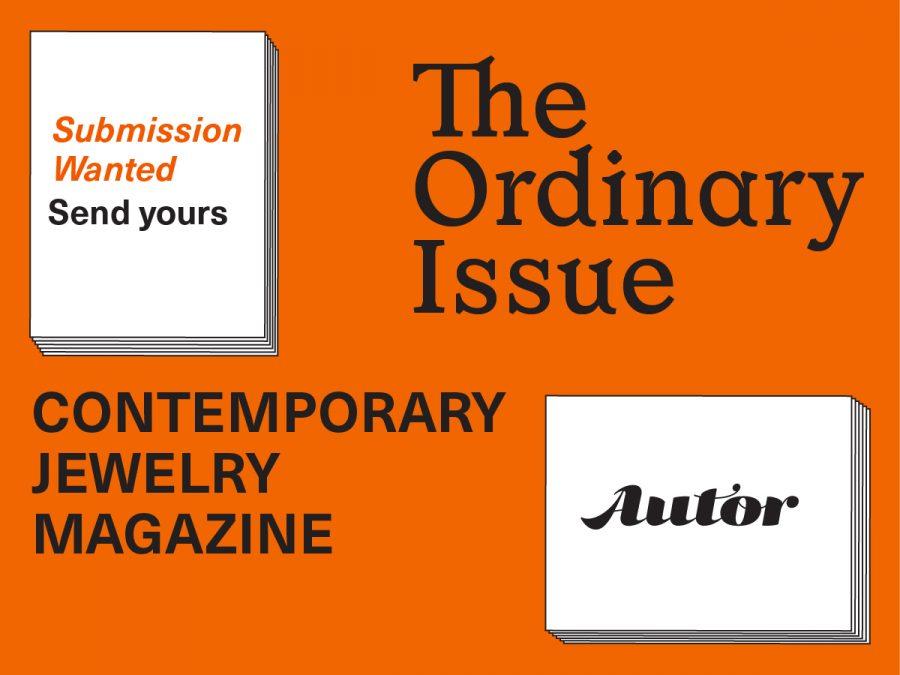 Autor Magazine 2020 submission
